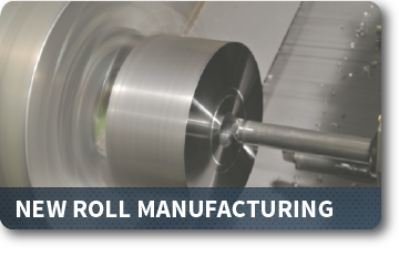 JMC Rollmasters - New Roll Manufacturing