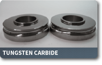 Tungsten Carbide Rolls